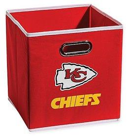 Kansas City Chiefs Storage Bin