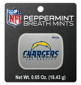 Los Angeles Chargers Breath Mints Tin