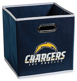 Los Angeles Chargers Storage Bin