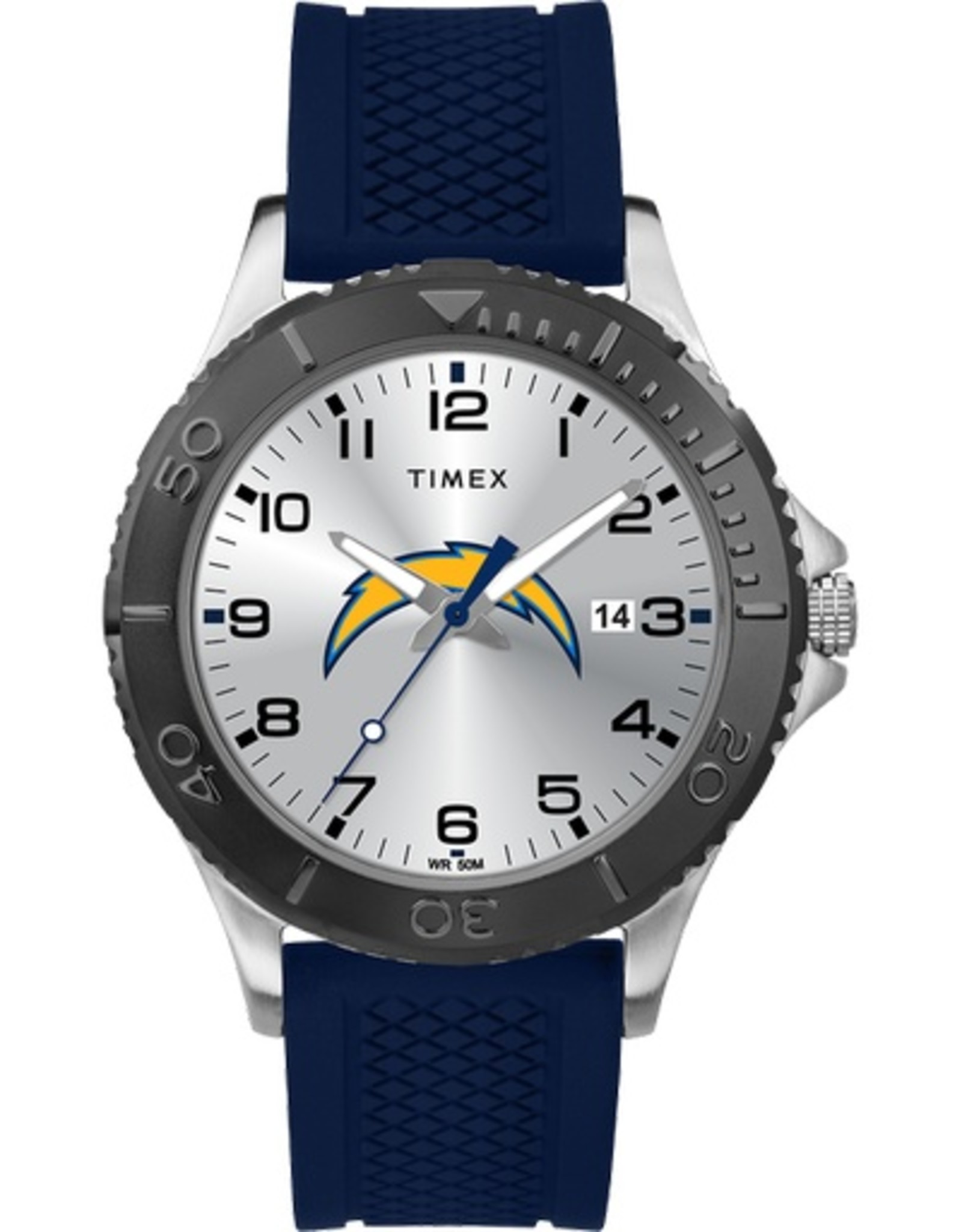 Los Angeles Chargers Timex Gamer Watch