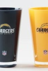 Los Angeles Chargers Insulated 20oz Acrylic Tumbler