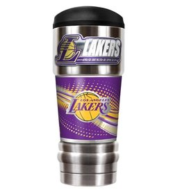 GREAT AMERICAN PRODUCTS Los Angeles Lakers 18oz The MVP Stainless Tumbler