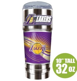 Los Angeles Lakers 32oz Pro Stainless Tumbler