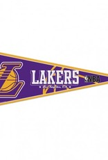 "Los Angeles Lakers 12""x30"" Classic Pennant"