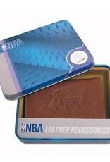 RICO INDUSTRIES Los Angeles Lakers Genuine Leather Vintage Billfold Wallet
