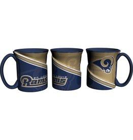 BOELTER Los Angeles Rams 18oz Twist Mug