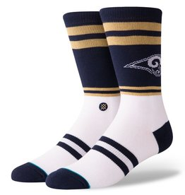 STANCE Los Angeles Rams Logo Crew Socks