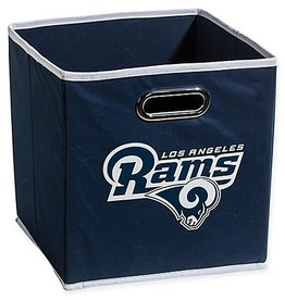Los Angeles Rams Storage Bin
