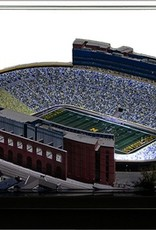 HOMEFIELDS University of Michigan 13IN Lighted Replica Michigan Stadium