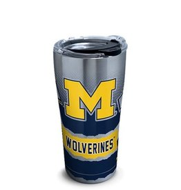 University of Michigan TERVIS 20oz Stainless Knockout Tumbler