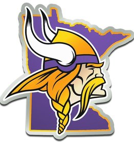 Minnesota Vikings State Auto Emblem
