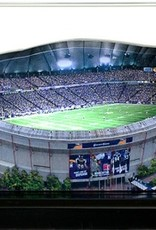 HOMEFIELDS Minnesota Vikings 13IN Lighted Replica Metrodome (1982-2013)