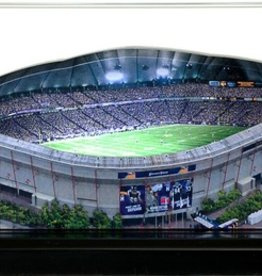HOMEFIELDS Minnesota Vikings 13IN Lighted Replica Metrodome (1982-2013)