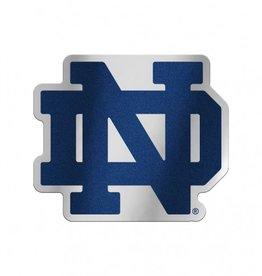 Notre Dame Fighting Irish Laser Cut Auto Badge Decal