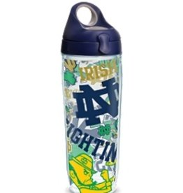 Notre Dame Fighting Irish Tervis All Over Print Sport Bottle