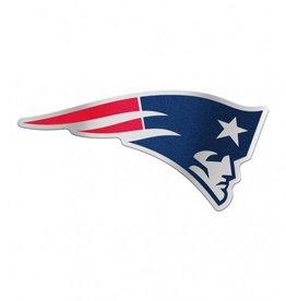 New England Patriots Laser Cut Auto Badge Decal