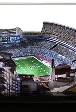 HOMEFIELDS New England Patriots 19IN Lighted Replica Gillette Stadium