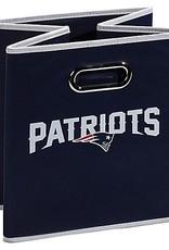 New England Patriots Storage Bin
