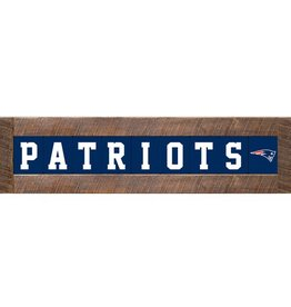 RUSTIC MARLIN New England Patriots Marlin Classic Wood Sign