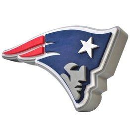 New England Patriots 3D Foam Logo Sign