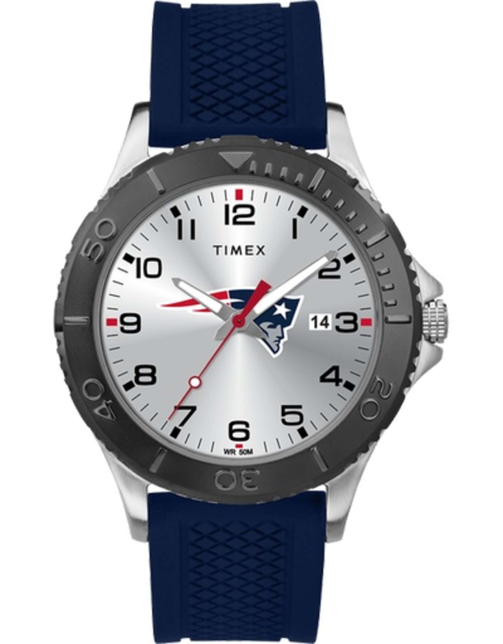 New England Patriots Timex Gamer Watch