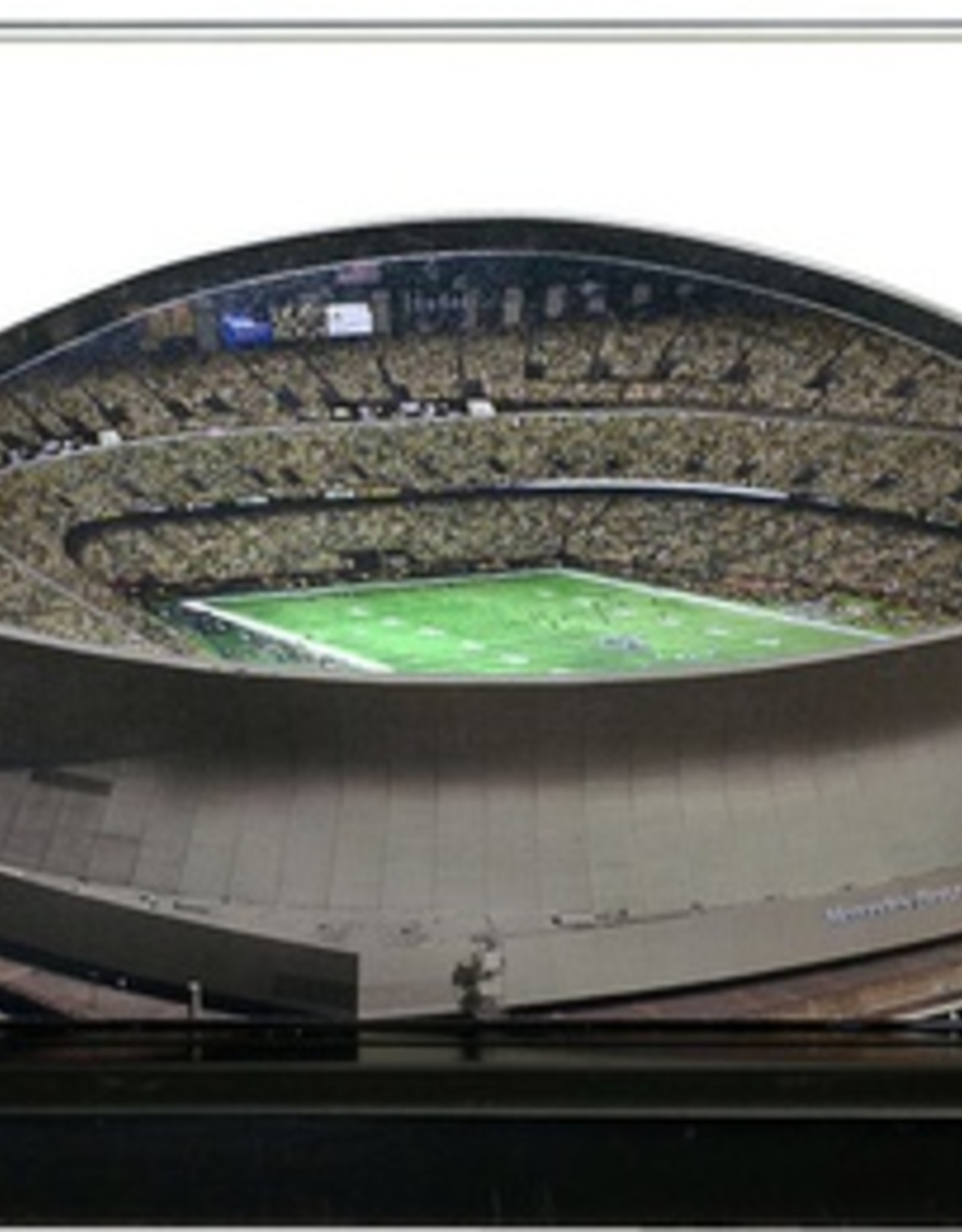 HOMEFIELDS New Orleans Saints 19IN Lighted Replica Mercedes Benz Superdome