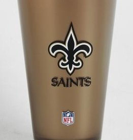 New Orleans Saints Insulated 20oz Acrylic Tumbler