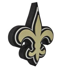 New Orleans Saints 3D Foam Logo Sign