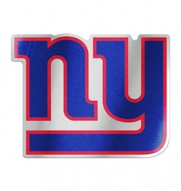 New York Giants Laser Cut Auto Badge Decal