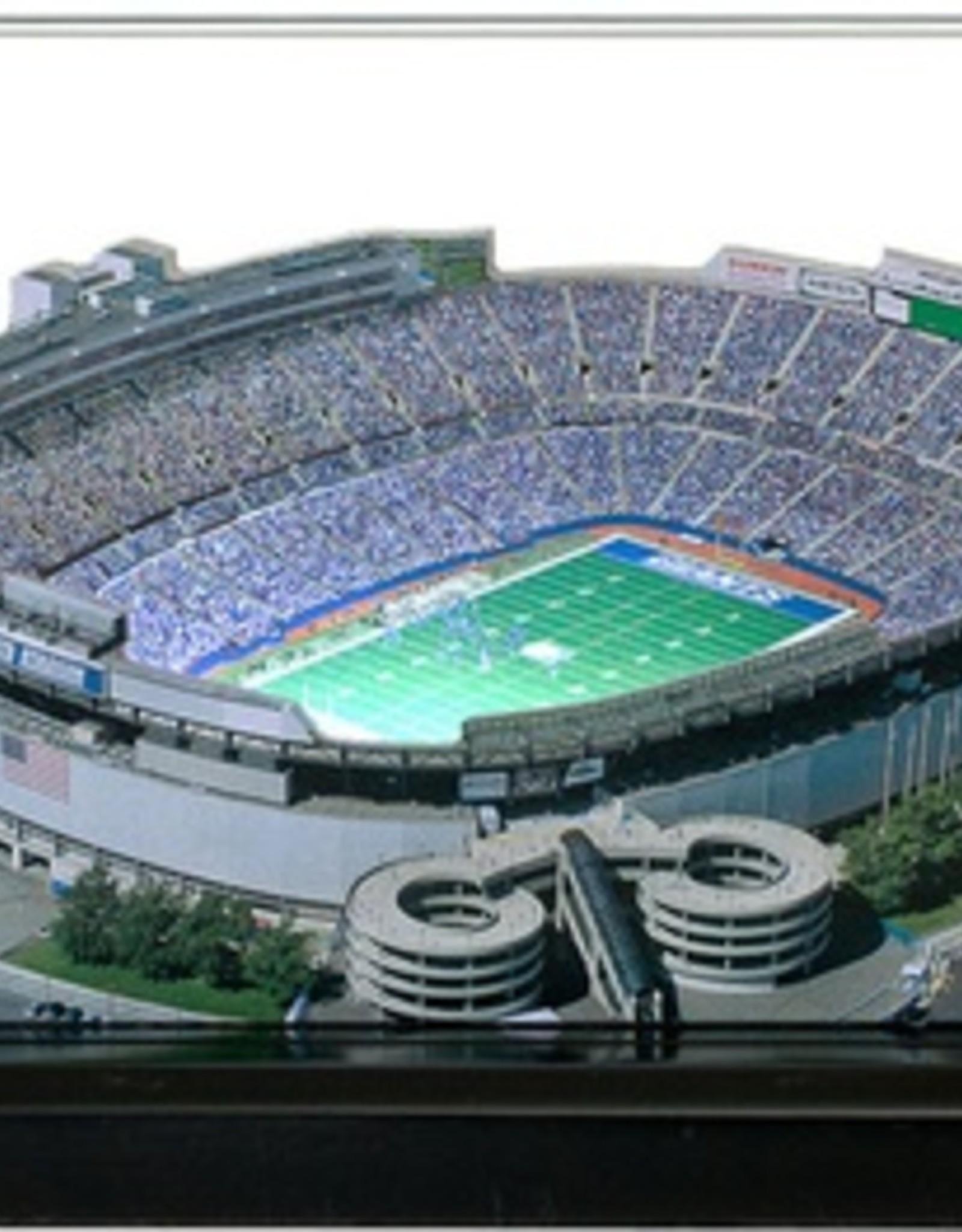 HOMEFIELDS New York Giants 9in Lighted Replica Giants Stadium (1976-2009)