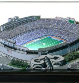 HOMEFIELDS New York Giants 9in Lighted Replica Giants Stadium (1976-2009)