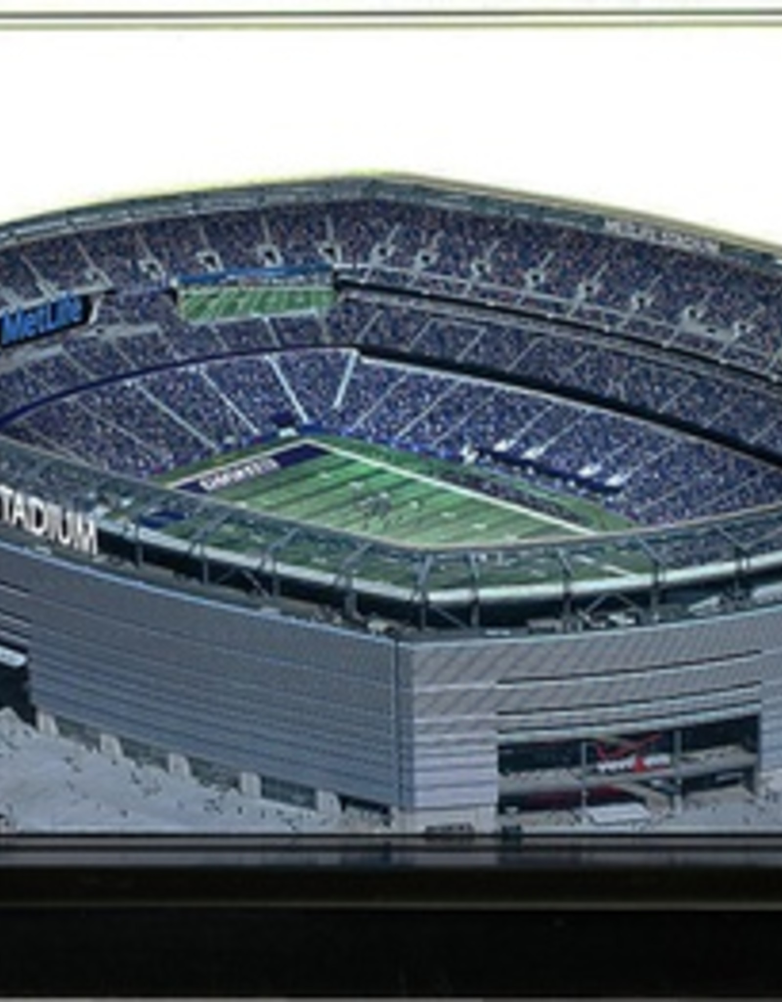 HOMEFIELDS New York Giants 19IN Lighted Replica Metlife Stadium