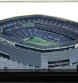 HOMEFIELDS New York Giants 19IN Lighted Replica Metlife Stadium