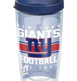 New York Giants 16oz Tervis Gridiron Print Tumbler