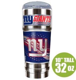 New York Giants 32oz Pro Stainless Tumbler