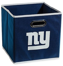 New York Giants Storage Bin