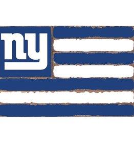 RUSTIC MARLIN New York Giants Rustic Team Flag