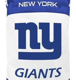 New York Giants Canvas Laundry Basket