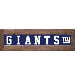 RUSTIC MARLIN New York Giants Marlin Classic Wood Sign