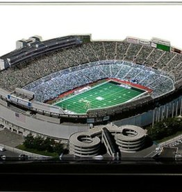HOMEFIELDS New York Jets 13IN Lighted Replica Giants Stadium (1984-2009)