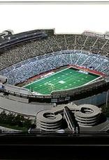 HOMEFIELDS New York Jets 19IN Lighted Replica Giants Stadium (1984-2009)