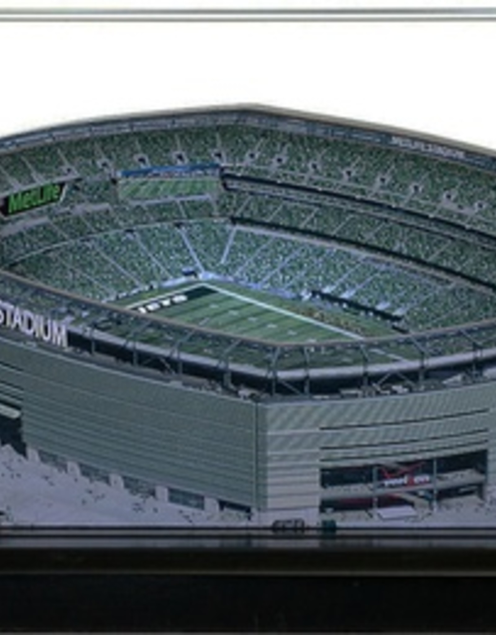 HOMEFIELDS New York Jets 9in Lighted Replica Metlife Stadium