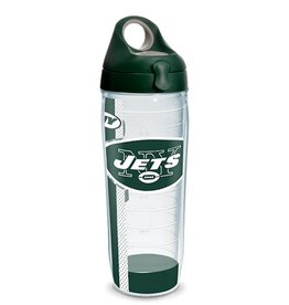TERVIS New York Jets 24oz. Sport Bottle with Team Color Lid
