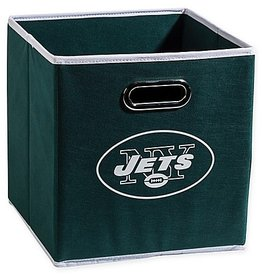 New York Jets Storage Bin