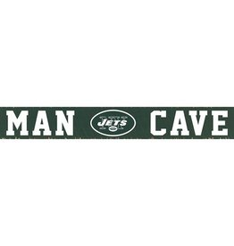 RUSTIC MARLIN New York Jets Rustic Man Cave Sign