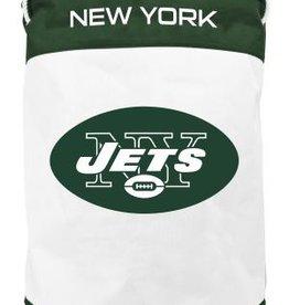 New York Jets Canvas Laundry Basket