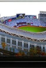 HOMEFIELDS New York Yankees 9in Lighted Replica Yankee Stadium