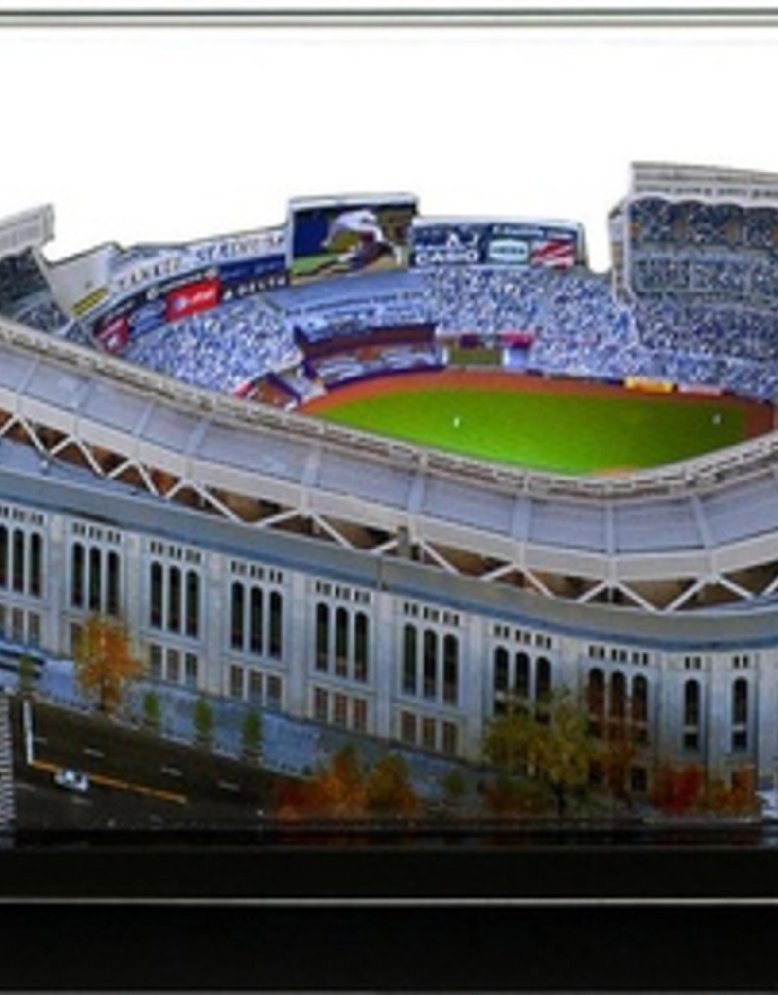 HOMEFIELDS New York Yankees 19IN Lighted Replica Yankee Stadium