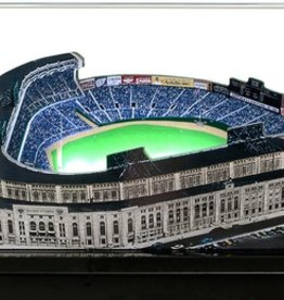 HOMEFIELDS New York Yankees 9in Lighted Replica Yankee Stadium (1923-1973)
