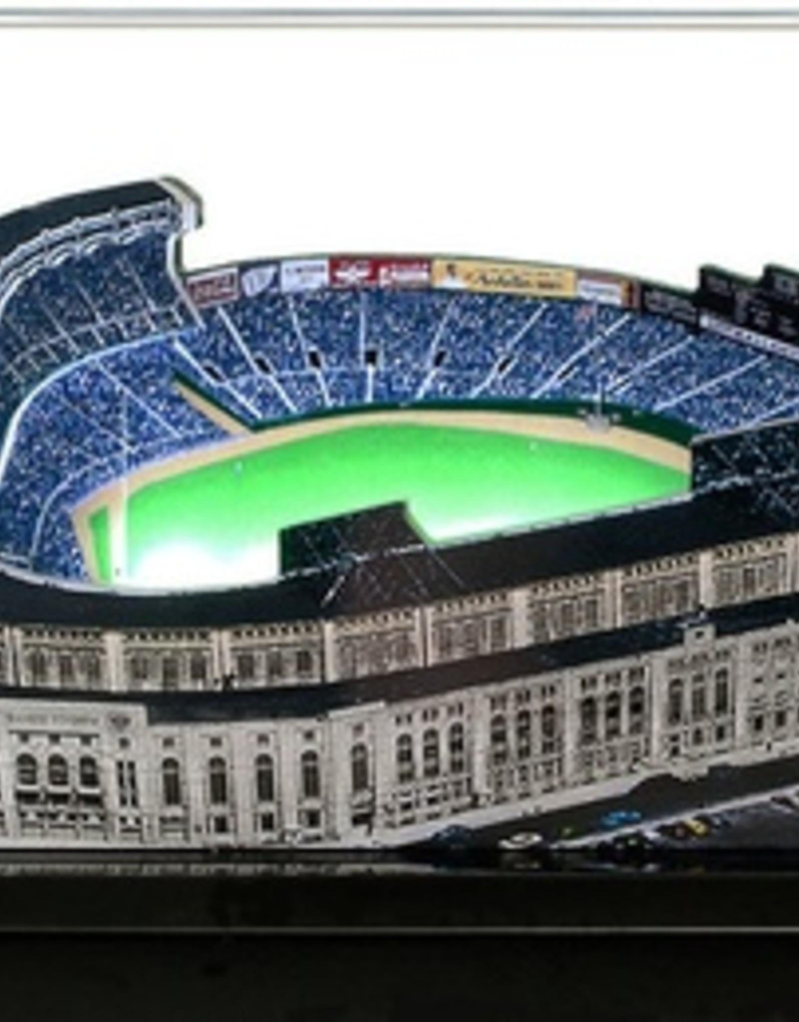 HOMEFIELDS New York Yankees 13IN Lighted Replica Yankee Stadium (1923-1973)